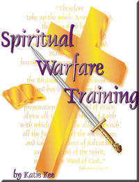 Spiritual Warfare Training Manual Book Cover